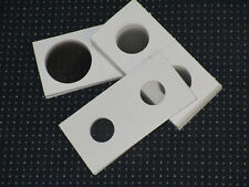 """100  assorted 2"""" X 2"""" cardboard  coin holders."""