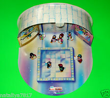 DIORAMA ### PEPPY PINGO PARTY ### MIT ALLEN DIORAMA FIGUREN1994= TOP!!!
