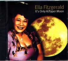 - CD - ELLA FITZGERALD - It's Only A Paper Moon