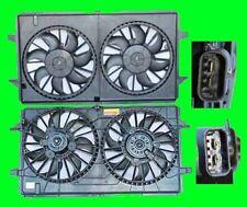 Pontiac G6 GT GXP SE GTP 2006 2007 2008 Radiator A/C Condenser Cooling Fan Assy