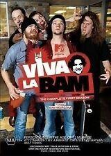 Viva La Bam : Season 1 (DVD, 2005, 2-Disc Set), Like new, free shipping