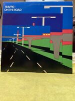Traffic - On The Road 1973 Original (2LP) ISLD2 Recorded live in Germany!Fr Ship