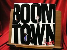 THE BOOMTOWN RATS / SELF TITLED,  4 TRACK EP  (COLUMBIA-SC-38097) 1ST PRESS