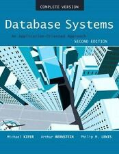 Database Systems: An Application Oriented Approach, Compete Version by Kifer, M