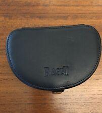 PIAGET small black leather jewerly box case