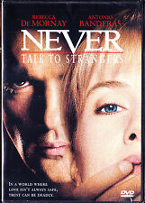 Never Talk to Strangers NEW DVD, 1999, FREE Shipping