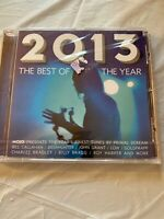 MOJO PRESENTS 2013 The Best of the Year Compact Disc CD Primal Scream NEW Sealed