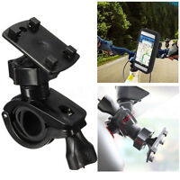 Universal 360°Smart Phone GPS Motorcycle MTB Bicycle Handlebar Bike Mount Holder