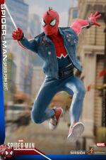 Hot Toys Marvel's Spider-Man VGM32 Spider-Man Spider-Punk Suit 1/6 Scale Figure