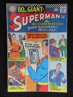 Superman #197  June- July 1967  80 Page Giant  G36  High Grade