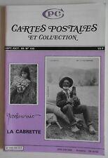 CPC Cartes Postales et Collection n°105- Yvon Kervinio La Cabrette