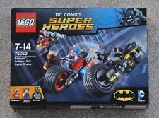 LEGO Super Heroes 76053: Batman Gotham City Cycle Chase - New In Box