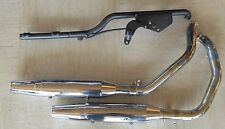 Harley Davidson Forty eight scarico completo originale original exhaust