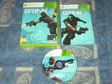 XBOX 360 : BRINK - Completo, ITA !