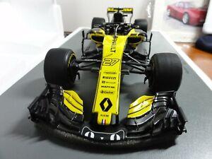 1:18 SPARK RENAULT RS 18. F1 GP 2018