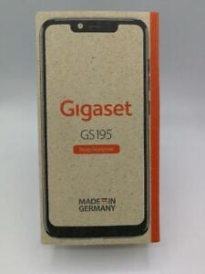 GIGASET GS195 Dual-SIM purple Smartphone 32 GB
