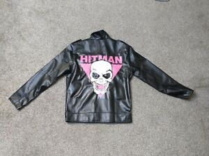 WWF WWE Retro Bret Hart jacket Brand new Rare