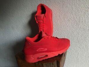 Nike Air Max 90 Ultra Moire Bright Crimson US 10,5 EU 44,5 OutOfStock TopZustand