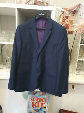 """Marks and spencer Collection Tailored Fit Performance Suit Jacket 44"""""""