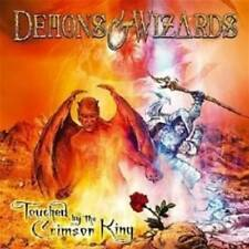 DEMONS & wizards-anges by the Crimson King CD neuf emballage d'origine