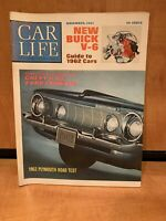 CAR LIFE 1961 NOV - CORD 8-12-S, NEW CARS, SAVOY TEST, CHEVY II VS FAIRLANE