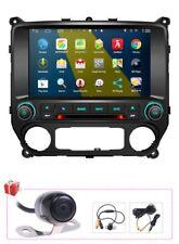 "For Chevy Silverado 2014-2015 10"" Android 4.4 Car Radio DVD GPS Navigation-US"
