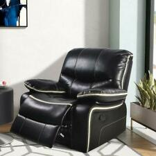 Recliner Sofa Chair – Support Back and Waist Design of Reclining Couch Seat