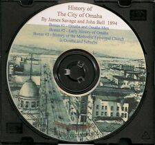 History of Omaha, Nebraska and South Omaha