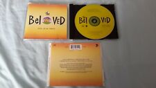 The Beloved You've Got Me Thinking Electronic EDM Downtempo Synth-Pop CD Single