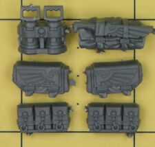 Warhammer 40K Ángeles de marines espaciales oscuro Ravenwing comando escuadrón estiba de bicicleta