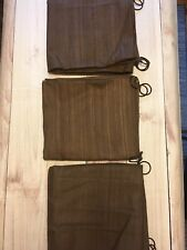 Pottery Barn Linen Drape Panels