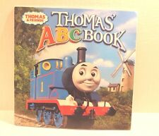 Thomas Train & Friends : Thomas' ABC Book - Paperback Children's Book