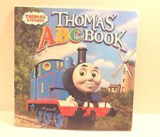 Thomas Train & Friends : Thomas' ABC Book - Paperback Children's Book