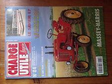 $$w Revue Charge Utile magazine N°84 Massey-Harris  Saviem E7  GMC  Cater D9