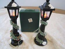 Dept 56 - Lamp Posts Snow Village