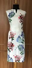 """New With Tags Phase Eight """"Hydrangea"""" Dress - Size 16"""