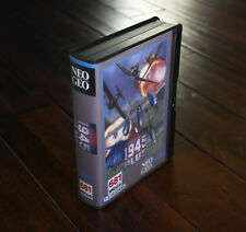 Strikers 1945 Plus + US English AES • Neo Geo NGH Console/System •SNK Shmup