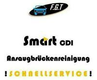 Smart FORFOUR 454 1,5 CDI Ansaugbrücke Drallklappen Reinigung CLEANING SERVICE