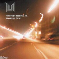 The Detroit O. Company-colonna sonora 313-CD ALBUM'96-Techno