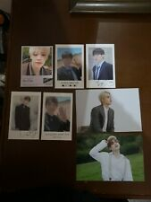 Various Seventeen photocards