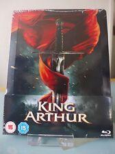 Blu ray steelbook King Arthur U.K Zavvi Exclusive New & Sealed NEUF avec VF