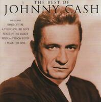 JOHNNY CASH - THE BEST OF - NEW CD!!