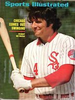 1973 3/13 Sports Illustrated Magazine,Baseball,Bill Melton,Chicago White Sox~FLR