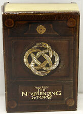 RARE Tales From the Neverending Story The Complete Collection DVD 4 Disc Set