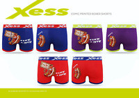 Men's Boxer shorts Novelty Rude Boxer Trunks  Funny Gifts Underwear Assorted