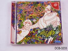 De La Jet Set Radio Dreamcast Japanese Import Sega DC JP dela Japan US Seller B