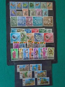 Togo Early used collection - includes seven sets
