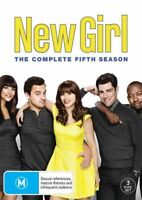 New Girl : Season 5 DVD : NEW