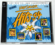 2 CD-Set VOLKSMUSIK HITS ´94