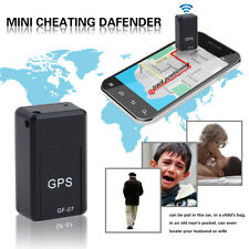 Gf07 Magnetic Gsm Mini Gps Tracker Real Time Tracking Locator Device For Car Us